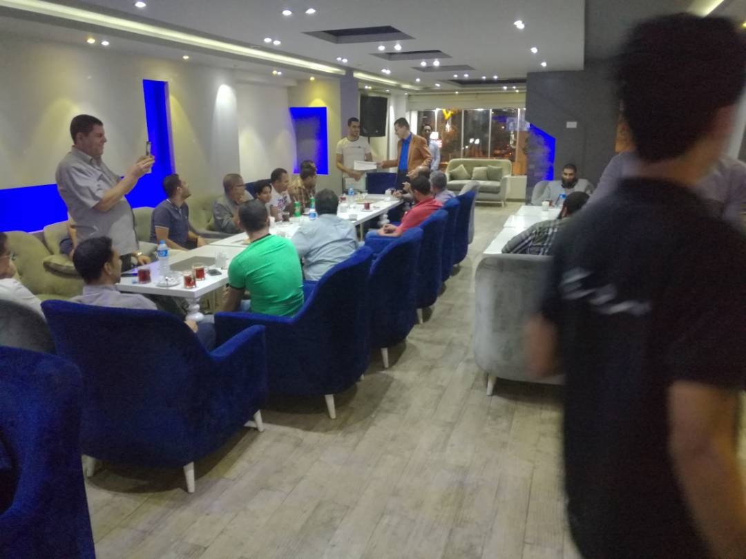 Ramadan Breakfast for Salman Industrial Solutions 2017