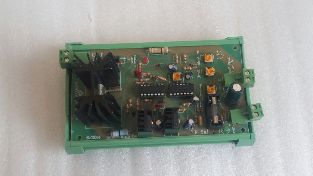 power amplifier 5 A