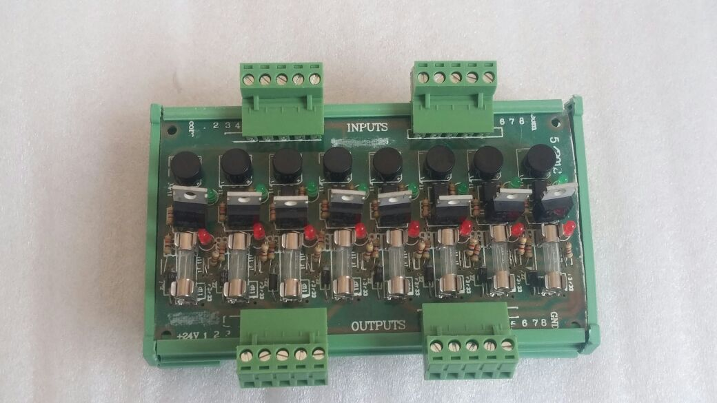 8 Channel Card