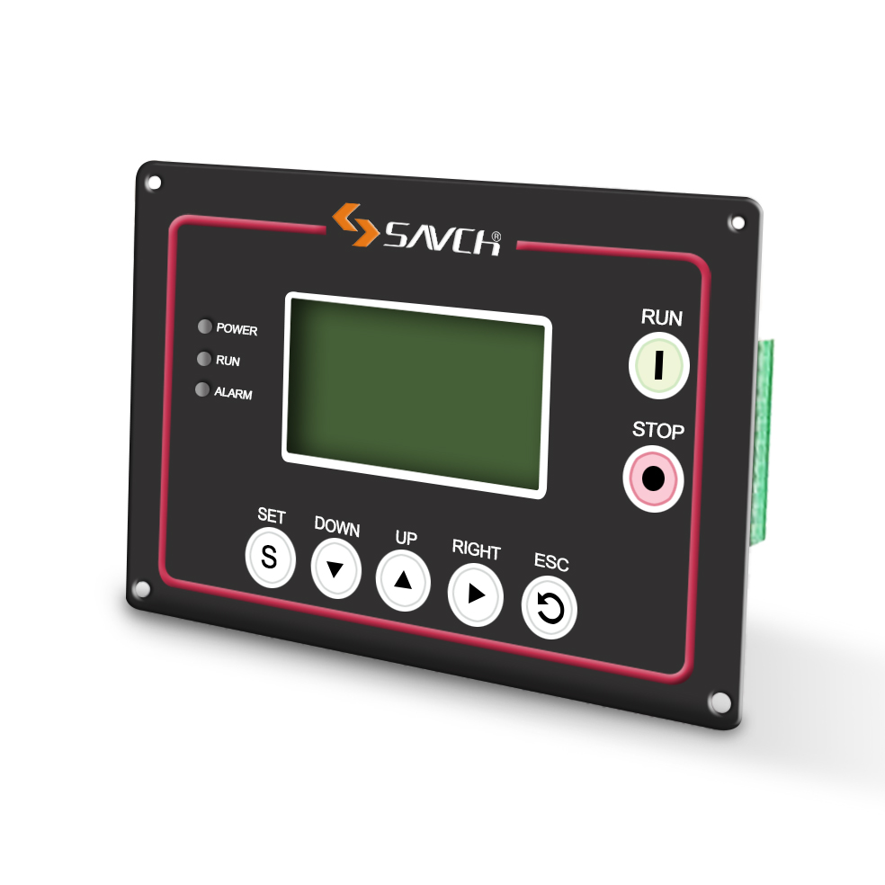 SAC Air compressor controller